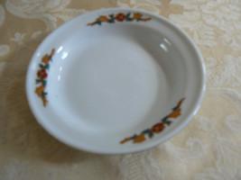 Vintage Unmarked Oriental Floral Pattern on Sma... - $5.88