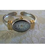 Vintage Goldtone/Silvertone Xanadu Child's Quartz Watch with Japan Movement - $8.90