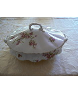 Absolutely Beautiful Vintage L S & S Carlsbad Austria Covered Vegetable ... - $59.39