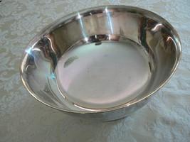 Antique Vintage Gorham Silver Co. Silverplate  Serving Bowl - $17.81