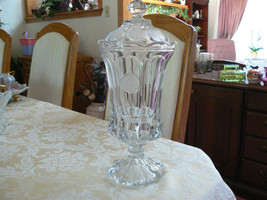 Beautiful Vintage Fostoria Clear Crystal Froste... - $41.71