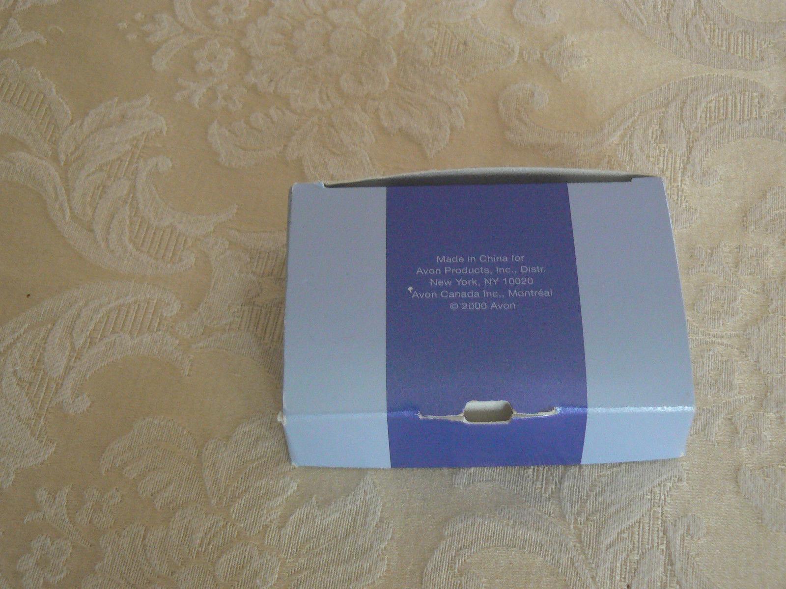 Gorgeous Avon Sterling Silver Laser Cut Hoop Cuff Bangle Bracelet