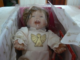 Vintage-MY FIRST CHRISTMAS-Happiness is..Ashton Drake - $39.59