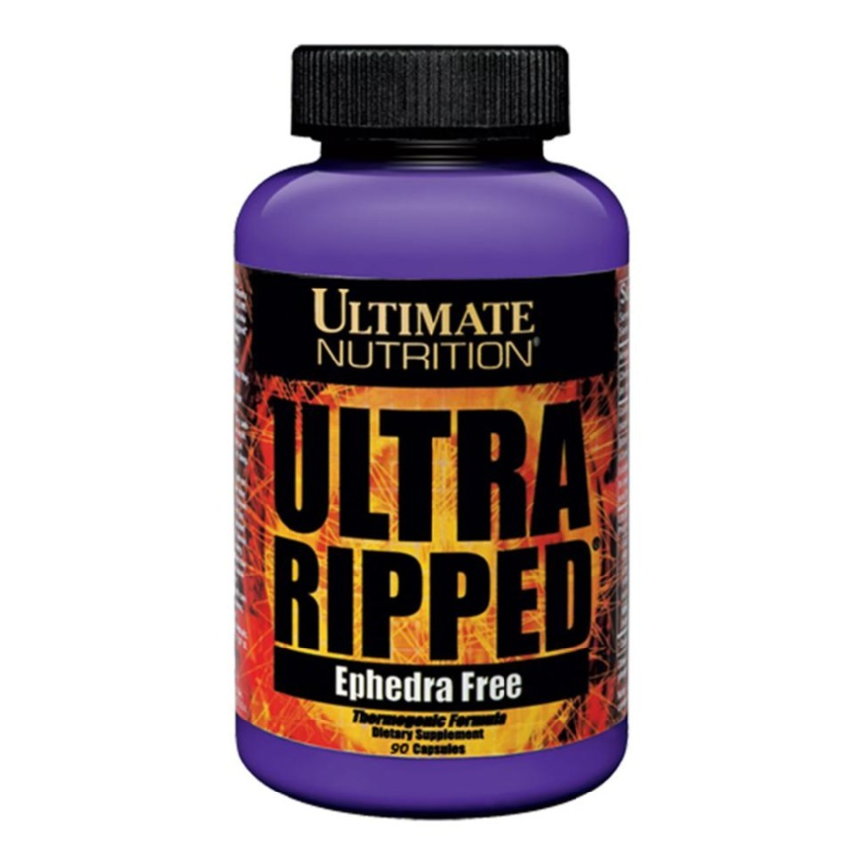 Ultimate nutrition ultra ripped  90 capsules natural