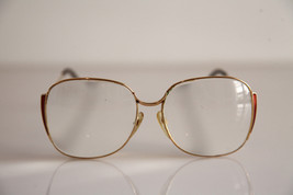 SILHOUETTE Eyewear, Gold, Red Frame,  RX-Able Lenses Prescription Lenses - $32.18