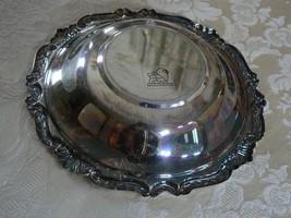 Vintage Sheridan Taunton Silversmith LTD Candy Dish image 3
