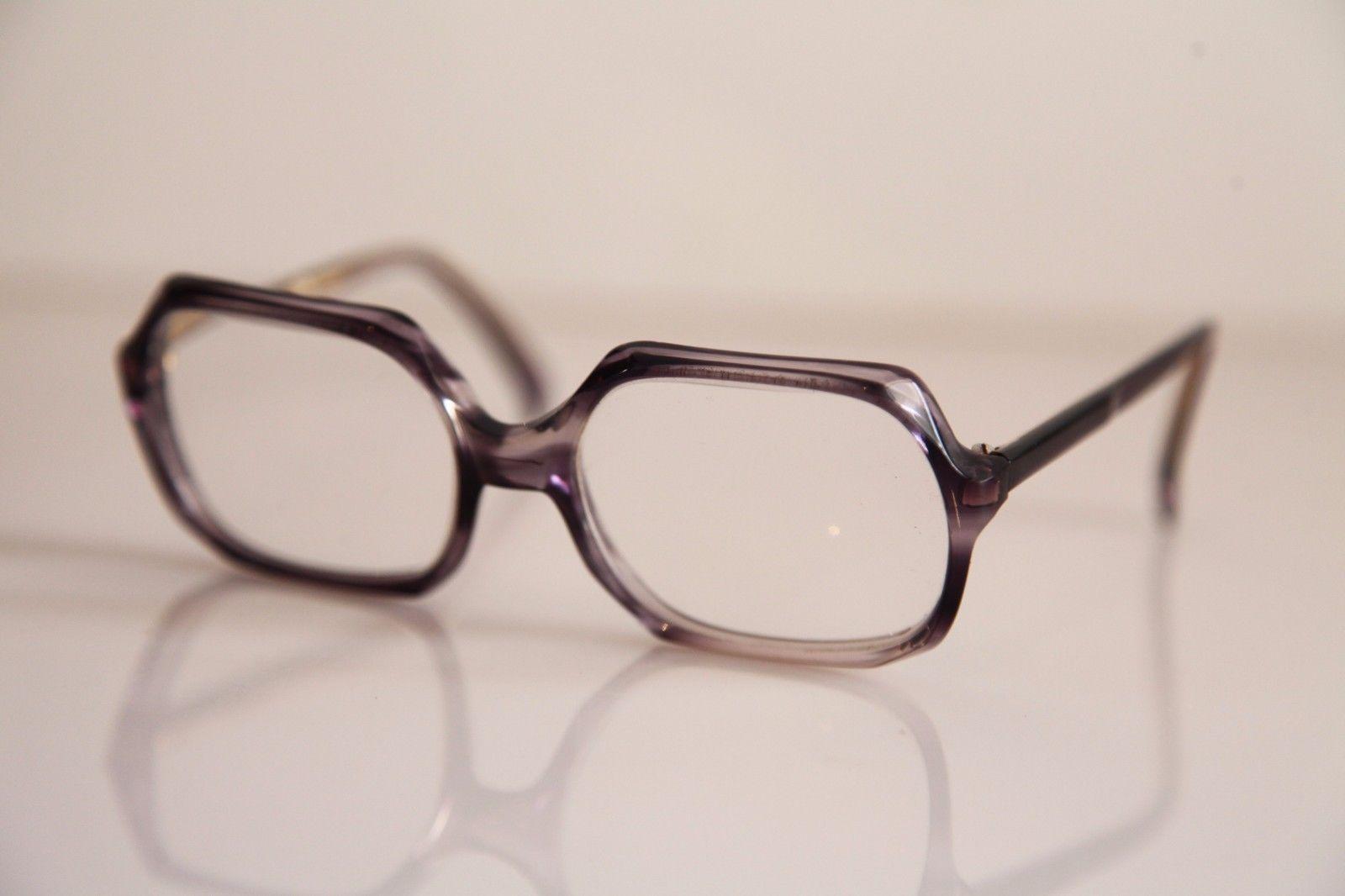 HARGA EVA Eyewear, Crystal Deep Purple Frame, RX-Able Prescription lens. FRANCE image 3