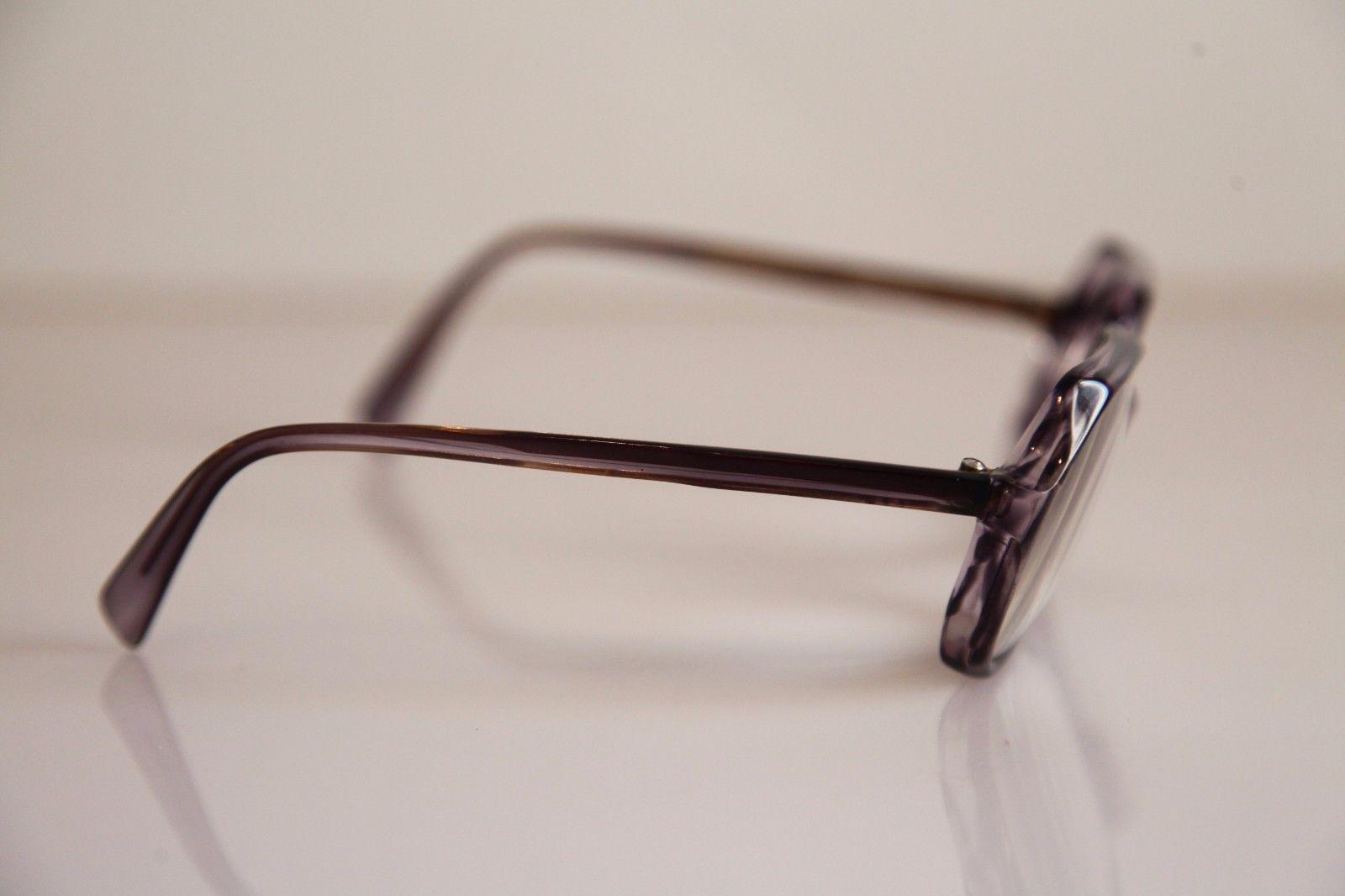 HARGA EVA Eyewear, Crystal Deep Purple Frame, RX-Able Prescription lens. FRANCE image 5
