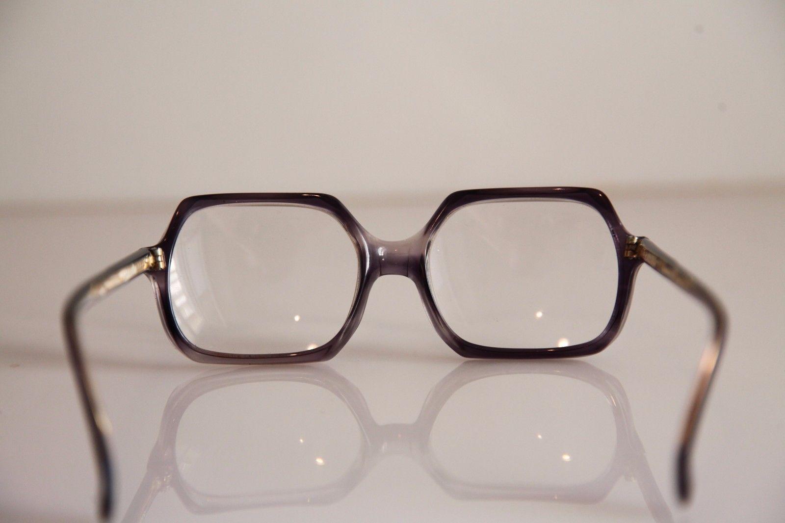 HARGA EVA Eyewear, Crystal Deep Purple Frame, RX-Able Prescription lens. FRANCE image 7