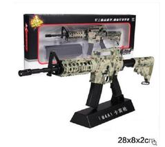 M4A1 Sniper Rifle Display model, scale 1/3 (L=28cm), Metal and plastic, ... - $24.99