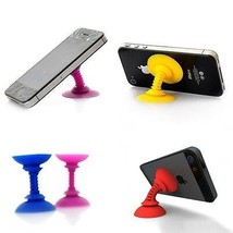 10X Double Sided Suction Cups Stand Mount Holder For Apple iPhone 6 5S 5... - £9.21 GBP