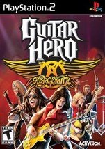 Guitar Hero - Aerosmith - PlayStation 2 (Game only) [PlayStation2] Artis... - $2.98