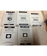 1999 Dodge Viper Coupe Roadster Service Shop Manual SET W DIAGNOSTICS & ... - $128.64
