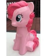 "My Little Pony Pinkie Pie Ceramic Coin Money Piggy Bank 9"" Pink Pinky Ho... - $34.64"