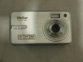 Vivitar Vivicam 8690 Silver 8.1 Megapixel Digital Camera - $10.00