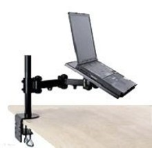 Notebook/Laptop Arm Extenstion Stand Desktop Clamp (002-0005) - $120.90