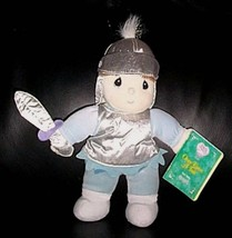 Precious Moments Once Upon A Tale Special Shining Armor Knight Needs Pri... - $4.95