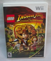 LEGO Indiana Jones: The Original Adventures NINTENDO WII Video Game Comp... - $14.85