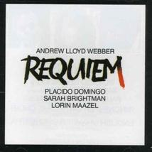 ANDREW  LLOYD  WEBBER   * REQUIEM *   CD - $2.99