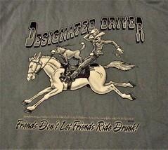 Designated Driver Funny T Shirt - $8.50