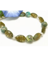 Oval Labradorite Natural Faceted Gemstone Agate... - $34.00