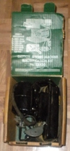 Dayton Sewing Machine Electrification Kit In Original Box Vintage Working - $15.00