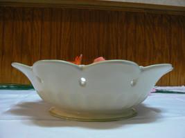 Vintage Lenox Spring Bouquet Porcelain Large Serving Bowl - $34.64