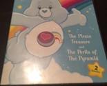 Care Bears The Pirate Treasure & The Perils of The Pyramid Adventure DVD
