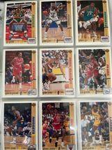 1238 NBA Basketball Card Lot Upper Deck Michael Jordan Holo Kobe Bryant image 6