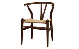 EZmod Furniture Wooden Mid Century W Chair (Free Shipping) - £106.89 GBP