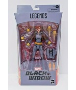 Marvel Legends Series - Black Widow, Grey Suit Walmart Exclusive BRAND NEW  - $42.08