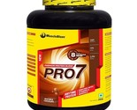 Muscleblaze pro7 protein blend  2 kg rich milk chocolate thumb155 crop