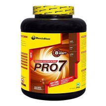 MuscleBlaze PRO7 Protein Blend, 2 kg Rich Milk Chocolate - $99.00