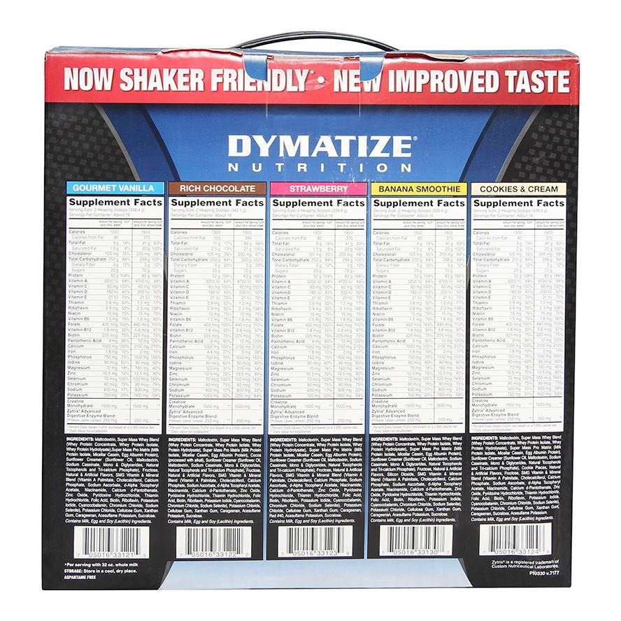 Dymatize Super Mass Gainer Rich Chocolate And 50 Similar Items Supermass 12lbsb 12 Lb