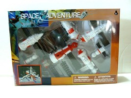 New Ray Space Adventure Space Station Model Kit - $15.47