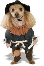 SCARECROW MEDIUM PET COSTUME WIZARD OF OZ - €21,26 EUR
