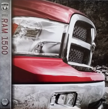2011 RAM 1500 sales brochure catalog 11 SLT Big Horn Outdoorsman Laramie... - $8.00