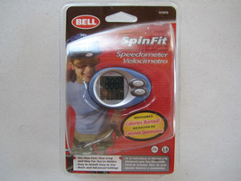 Bell SpinFit Calorie Bike Bicycle Speedometer NEW - €11,44 EUR