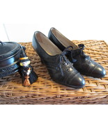 Vintage 1930's-40's Little Witch Shoes Size 4, ... - $65.00