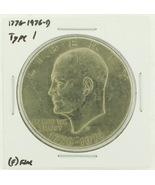 1976-D Type I Eisenhower Dollar RATING: (F) Fine (N2-4044-05) - $3.50