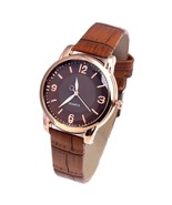 Digital Dial Women Watch Top Brand Leather Strap Watches Fashion Casual ... - $16.99