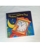 The Completed Hickory Dickory Dock children's book by Jim Aylesworth - $1.00