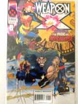 Weapons X # 1 2 3 4 Marvel Comics Ungraded  Hodge Podge  Lot Of 4 Best Deal - $6.49