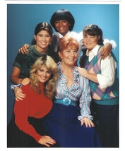 Facts of Life Charlotte Rae Vintage 8X10 Color TV Memorabilia Photo - $6.99