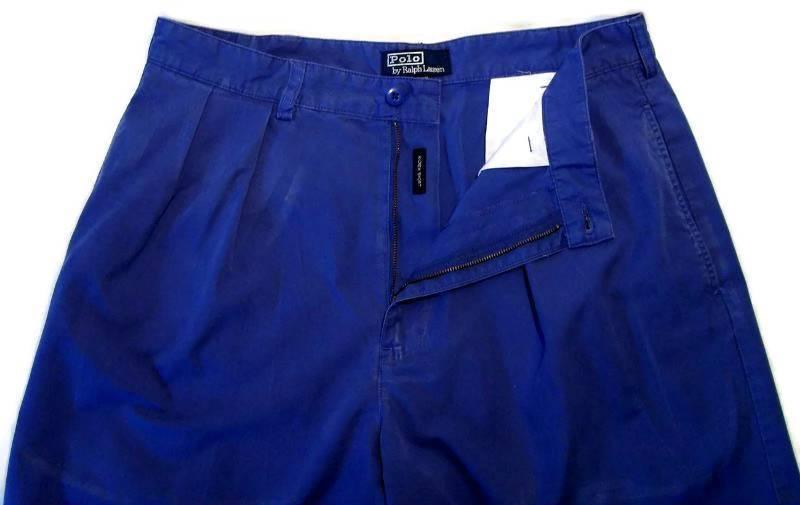 Ralph Lauren Polo Vintage Men Sport Shorts Colthing