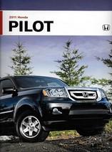 2011 Honda PILOT sales brochure catalog 11 US EX-L Touring - $7.00
