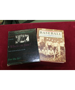 Baseball an Illustrated History Book 1st Edition With Slip cover Ken Burns - $29.69