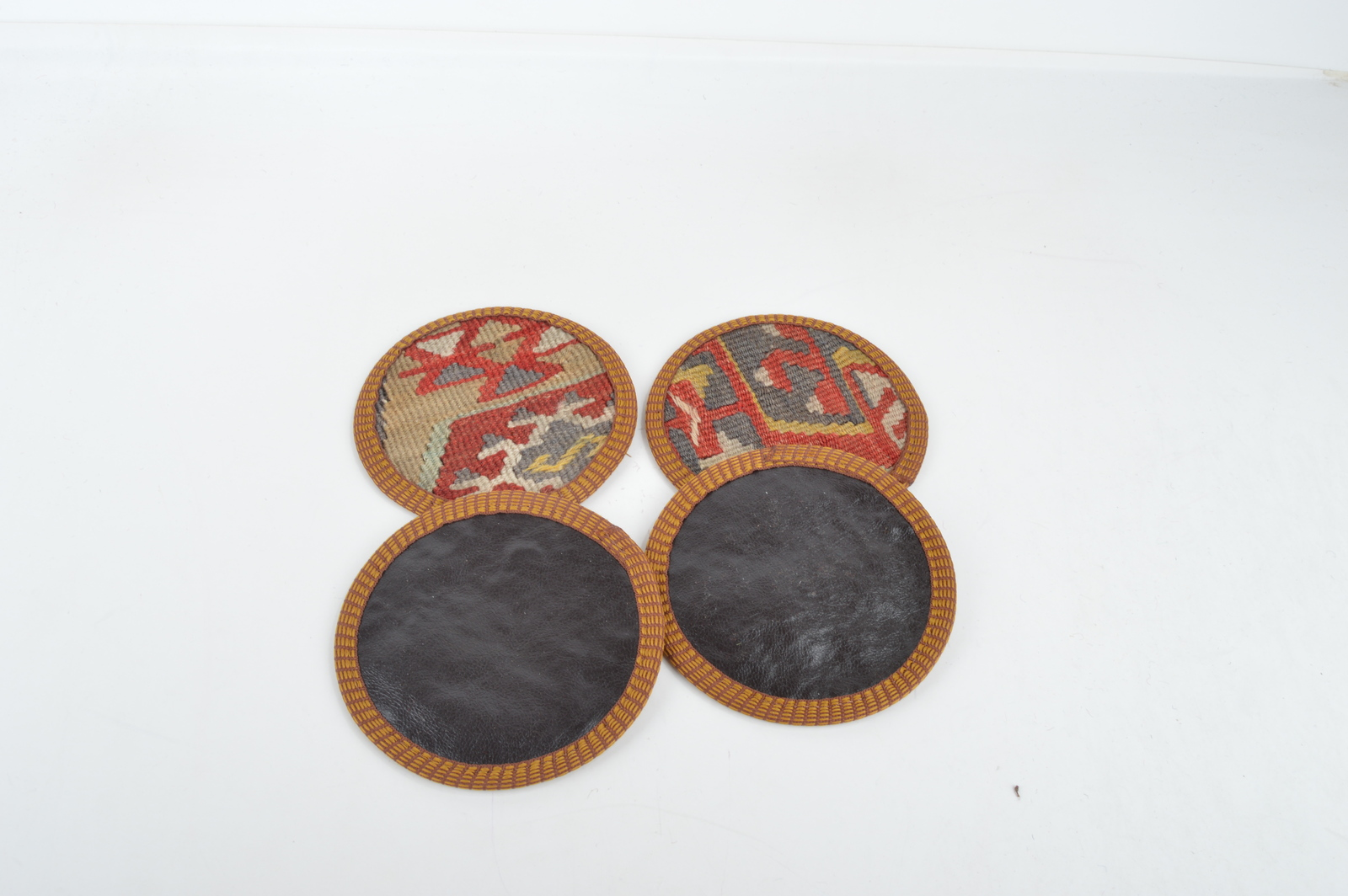 rustic Coaster set ,Decorative  Natural Coasters, Wedding Gift,gift coaster set