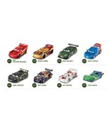 *LOT OF 6* Mattel Collectable Disney Pixar Cars World Grand Prix Collection - $29.69