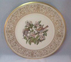 Lenox Boehm Wood Thrush Bird Plate  1970 - $23.99